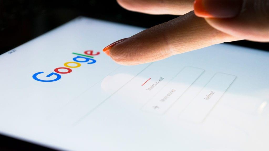 Google Meu Negócio para Vidraçarias
